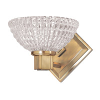 Hudson Valley Lighting Buchanan 1 Light Bath And Vanity in Brushed Bronze 2331-BB photo thumbnail