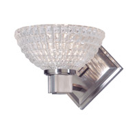 Hudson Valley Lighting Buchanan 1 Light Bath And Vanity in Satin Nickel 2331-SN