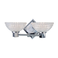Hudson Valley Lighting Buchanan 2 Light Bath And Vanity in Polished Chrome 2332-PC