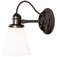 Hadley 1 Light 5 inch Old Bronze Bath And Vanity Wall Light