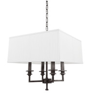 Hudson Valley Lighting Berwick 4 Light Chandelier in Old Bronze 244-OB