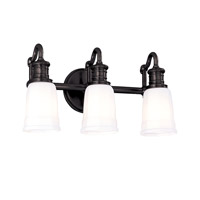 Hudson Valley Lighting Bradford 3 Light Bath And Vanity in Old Bronze 2503-OB