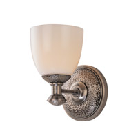 Hudson Valley Lighting Pound Ridge 1 Light Bath And Vanity in Historic Nickel 2551-HN