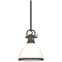 Hudson Valley Lighting Randolph 1 Light Pendant in Historic Bronze 2622-HB