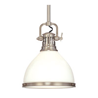 Hudson Valley 2622-SN Randolph 1 Light 10 inch Satin Nickel Pendant Ceiling Light alternative photo thumbnail