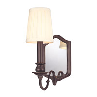 Hudson Valley Lighting Endicott 1 Light Wall Sconce in Old Bronze 271-OB