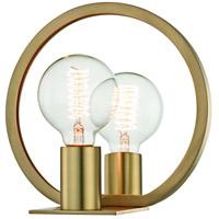 Hudson Valley 2810-AGB Falkner 1 Light 9 inch Aged Brass Wall Sconce Wall Light
