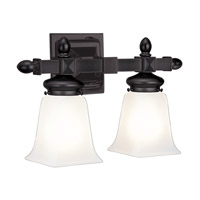 Hudson Valley Lighting Cumberland 2 Light Bath And Vanity in Old Bronze 2822-OB
