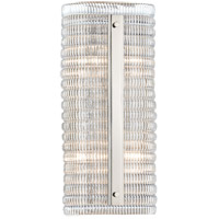 Hudson Valley 2854-PN Athens 4 Light Polished Nickel Wall Sconce Wall Light