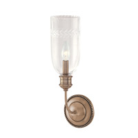 Lafayette 1 Light 5 inch Old Nickel Wall Sconce Wall Light