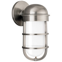 Groton 1 Light 5 inch Antique Nickel Bath And Vanity Wall Light