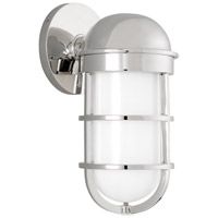 Groton 1 Light 5 inch Polished Nickel Bath And Vanity Wall Light