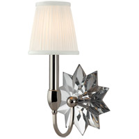 Barton 1 Light 7 inch Polished Nickel Wall Sconce Wall Light