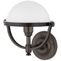 Hudson Valley 3301-HB Stratford 1 Light 10 inch Historic Bronze Wall Sconce Wall Light