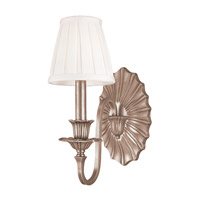 Hudson Valley Lighting Empire 1 Light Wall Sconce in Old Nickel 331-ON