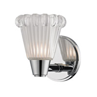 Hudson Valley Lighting Varick 1 Light Xenon Wall Sconce in Polished Chrome 3441-PC