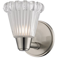 Hudson Valley Lighting Varick 1 Light Xenon Wall Sconce in Satin Nickel 3441-SN