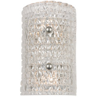 Hudson Valley Lighting Westville 2 Light Xenon Wall Sconce in Polished Nickel 3512-PN