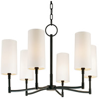 Hudson Valley Lighting Dillon 6 Light Chandelier in Old Bronze 366-OB
