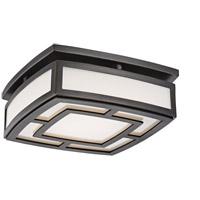 Hudson Valley 3710-OB Elmore LED 10 inch Old Bronze Flush Mount Ceiling Light Small