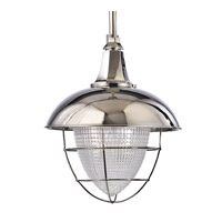 Hudson Valley Lighting Keene Pendant in Polished Nickel 3818-PN