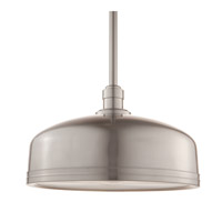 Hudson Valley Lighting Winslow 1 Light Pendant in Satin Nickel 3825-SN