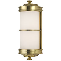 Hudson Valley 3831-AGB Albany 1 Light 5 inch Aged Brass Wall Sconce Wall Light