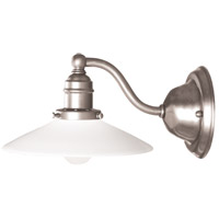Hadley 1 Light 8 inch Satin Nickel Bath And Vanity Wall Light