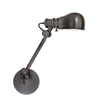 Hudson Valley 3941-OB Laconia 1 Light 6 inch Old Bronze Wall Sconce Wall Light photo thumbnail