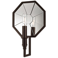Hudson Valley Lighting Irvington 1 Light Flush Mount in Old Bronze 4111-OB