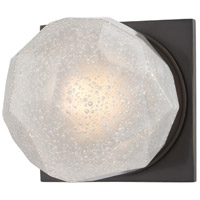 Nimbus LED 5 inch Old Bronze Bath Vanity Wall Light
