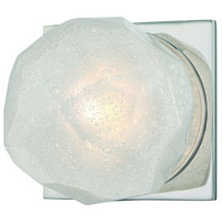 Hudson Valley 4181-PN Nimbus LED 5 inch Polished Nickel Bath Vanity Wall Light