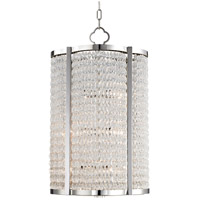 Ballston 8 Light 12 inch Polished Nickel Pendant Ceiling Light