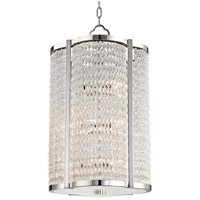 Ballston 12 Light 16 inch Polished Nickel Pendant Ceiling Light
