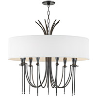 Damaris 9 Light 30 inch Old Bronze Chandelier Ceiling Light