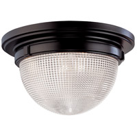 Hudson Valley 4412-OB Winfield 1 Light 12 inch Old Bronze Flush Mount Ceiling Light