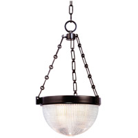 Winfield 2 Light 13 inch Old Bronze Pendant Ceiling Light