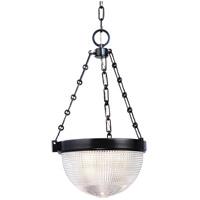Hudson Valley 4416-OB Winfield 3 Light 16 inch Old Bronze Pendant Ceiling Light