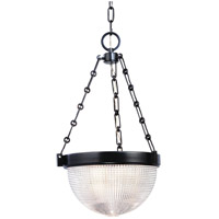 Winfield 3 Light 16 inch Polished Nickel Pendant Ceiling Light