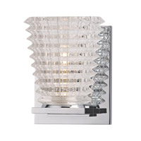 Hudson Valley Lighting Conway 1 Light Bath And Vanity in Polished Chrome 4471-PC photo thumbnail