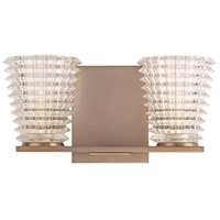 Hudson Valley Lighting Conway 2 Light Bath And Vanity in Brushed Bronze 4472-BB
