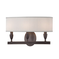 Hudson Valley Lighting Bancroft 3 Light Wall Sconce in Old Bronze 4543-OB
