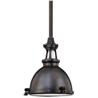 Hudson Valley Lighting Massena 1 Light Pendant in Old Bronze 4610-OB