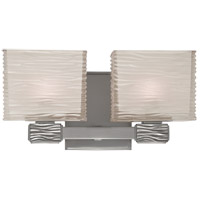 Hudson Valley 4662-SN Hartsdale 2 Light 12 inch Satin Nickel Bath And Vanity Wall Light photo thumbnail