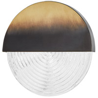 Hudson Valley 4911-GB Walden LED 11 inch Gradient Brass ADA Wall Sconce Wall Light
