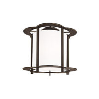 Hudson Valley Lighting Warwick 5 Light Semi Flush in Old Bronze 500-OB