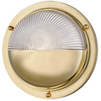Hughes LED 11 inch Aged Brass Wall Sconce Wall Light