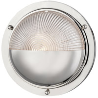 Hughes LED 11 inch Polished Nickel Wall Sconce Wall Light