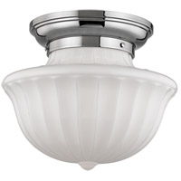 Dutchess 2 Light 15 inch Polished Nickel Flush Mount Ceiling Light