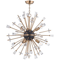 Liberty 6 Light 32 inch Aged Brass Chandelier Ceiling Light